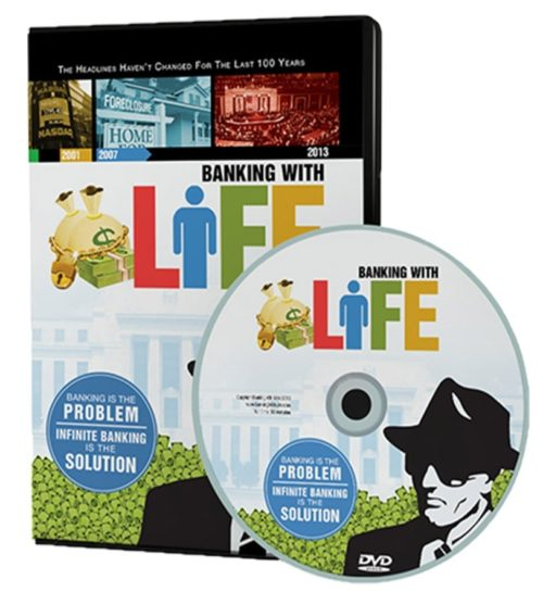 Banking with Life dvd